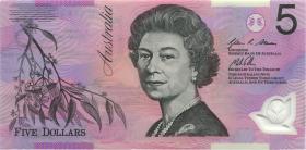 Australien / Australia P.57h 5 Dollars (20)13 Polymer (1)