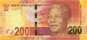 Südafrika / South Africa P.142b 200 Rand (2016) (1)