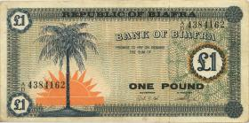 Biafra P.2 1 Pounds (1967) (2)