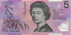 Australien / Australia P.57g 5 Dollars (20)12 Polymer (1)