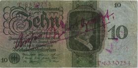 R.168a: 10 Reichsmark 1924 (4)