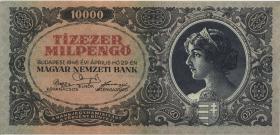Ungarn / Hungary P.126 10.000 Pengö 1946 (1)