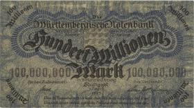 R-WTB 20: 100 Millionen Mark 1923 (1-)