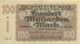 R-BAD 13: 100 Milliarden Mark 1923 (2)