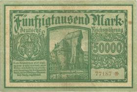 R.797a: Danzig 50000 Mark 1923 (3)