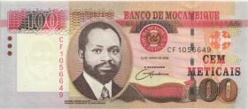 Mozambique P.145 100 Meticais 2006 (1)