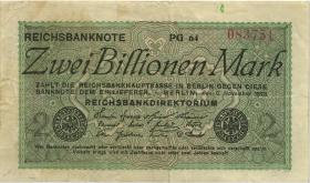 R.132a 2 Billionen Mark 1923 (3)