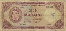 Somalia P.07 20 Scellini 1968 (4)