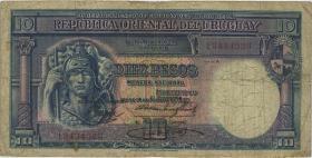 Uruguay P.030 10 Peso 1935 (5)
