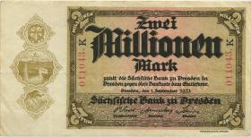 R-SAX 20: 2 Millionen Mark 1923 (3)