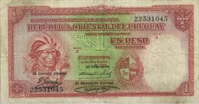 Uruguay P.028 1 Peso 1935 (3)