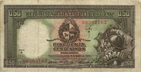 Uruguay P.027 50 Centesimos 1935 (4)