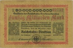 PS1178 Reichsbahn Dresden 50 Milliarden Mark (3)