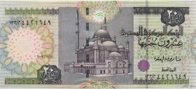 Ägypten / Egypt P.65d 20 Pounds 2004 (1)