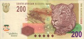 Südafrika / South Africa P.132a 200 Rand (2005) (2)