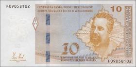 Bosnien & Herzegowina / Bosnia P.080 10 konv. Marka 2012 (1)