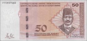Bosnien & Herzegowina / Bosnia P.084 50 konv. Marka 2012 (1)