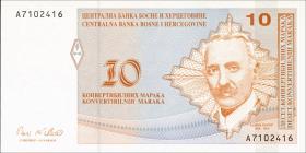 Bosnien & Herzegowina / Bosnia P.064 10 Konv. Maraka (1998) (1)