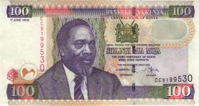 Kenia / Kenya P.48a 100 Shillings 2005 (1)