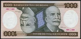 Brasilien / Brazil P.201 1000 Cruzeiros (1985) (1)