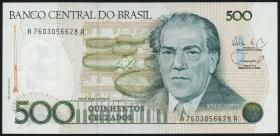 Brasilien / Brazil P.212 500 Cruzados (1987) (1)