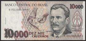 Brasilien / Brazil P.233 10000 Cruzeiros (1991-93) (1)