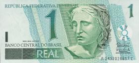 Brasilien / Brazil P.251 1 Real (ab 2003) (1)