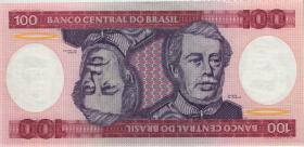 Brasilien / Brazil P.198 100 Cruzeiros (1981-84) (1)