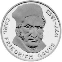 J.420 Carl Friedrich Gauß