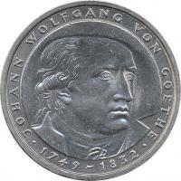 J.432 Johann Wolfgang von Goethe
