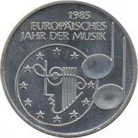 J.437 Europäisches Jahr der Musik