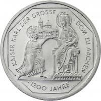 J.475 Karl der Große - Dom zu Aachen