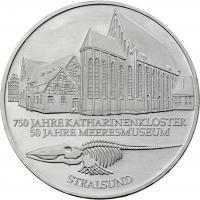 J.479 Katharinenkloster Stralsund/ Meeresmuseum Stralsund