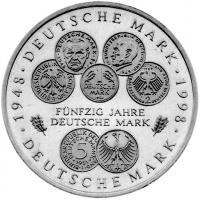 J.469 50 Jahre Deutsche Mark