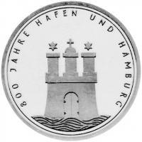 J.448 800 Jahre Hafen und Hamburg