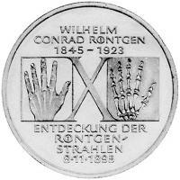 J.461 Wilhelm Conrad Röntgen