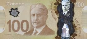 Canada P.110a 100 Dollars 2011 Polymer  (1)