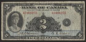 Canada P.040 2 Dollars 1935 (4)