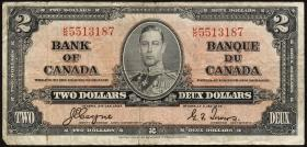 Canada P.059c 2 Dollars 1937 (4)