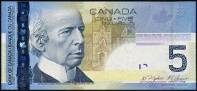 Canada P.101Ab 5 Dollars 2006/2008 (1)
