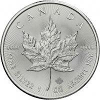 Canada Silber-Unze 2017 Maple Leaf