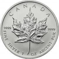 Canada Silber-Unze 2013 Maple Leaf