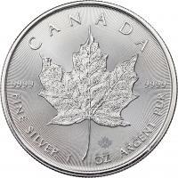 Canada Silber-Unze 2020 Maple Leaf