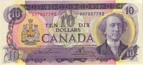 Canada P.088c 10 Dollars 1971 (1)