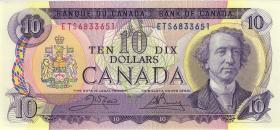 Canada P.088d 10 Dollars 1971 (1)