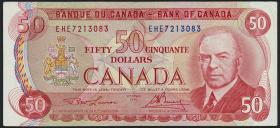 Canada P.090a 50 Dollars 1975 (3)