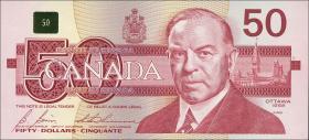Canada P.098b 50 Dollars 1988 (1)