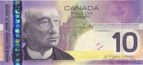 Canada P.102Ac 10 Dollars 2005/2007 (1)