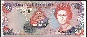 Cayman-Inseln P.23 10 Dollars 1998 (1)