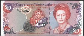 Cayman-Inseln P.28 10 Dollars 2001 (1)